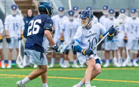 Quinnipiac men's lacrosse wins on senior day