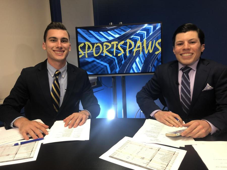 Sports Paws: 4/29/19