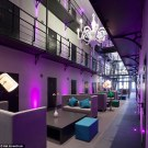 Old Dutch Prison Turned Into a Luxury Hotel