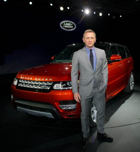 The 2014 Range Rover Sport