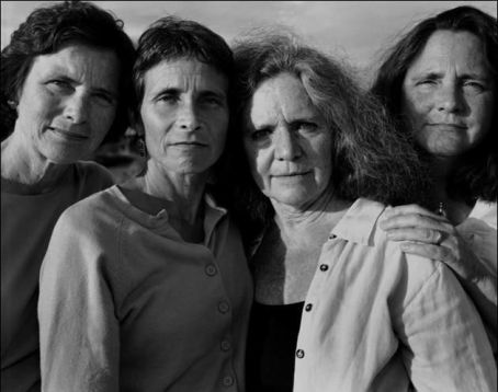The Brown Sisters 2007