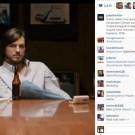 New Steve Jobs Movie Trailer on Instagram