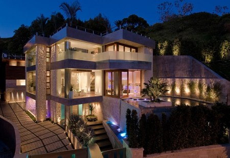 Luxurious Los Angeles Bachelor Pad By Ben Bacal