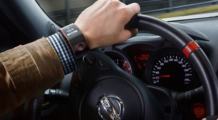 Nissan Unveils The Nismo Smartwatch
