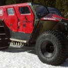 Ghe-O Rescue: The Ultimate All-Terrain Monster Vehicle