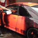 Nissan Skyline With Heat Sensitive Paint Job