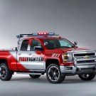 GM Unveils Chevrolet Concept Trucks at SEMA Show
