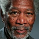Incredible Portrait of Morgan Freeman Painted on an iPad