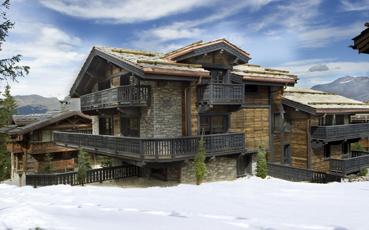 Chalet Edelweiss Courchevel 15