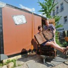 Suitcase Hotel: The World's Smallest Hotel