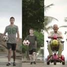 Amazing Soccer Trick Shots
