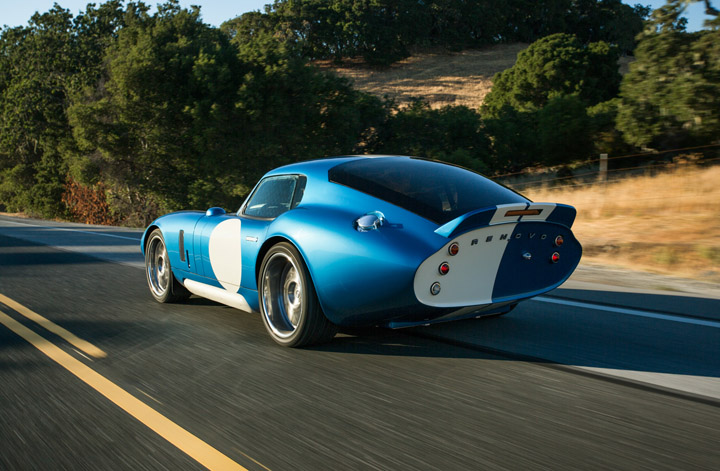 The Renovo Coupe All-Electric Supercar 2