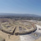 Video: Apple's New Headquarters Under Construction
