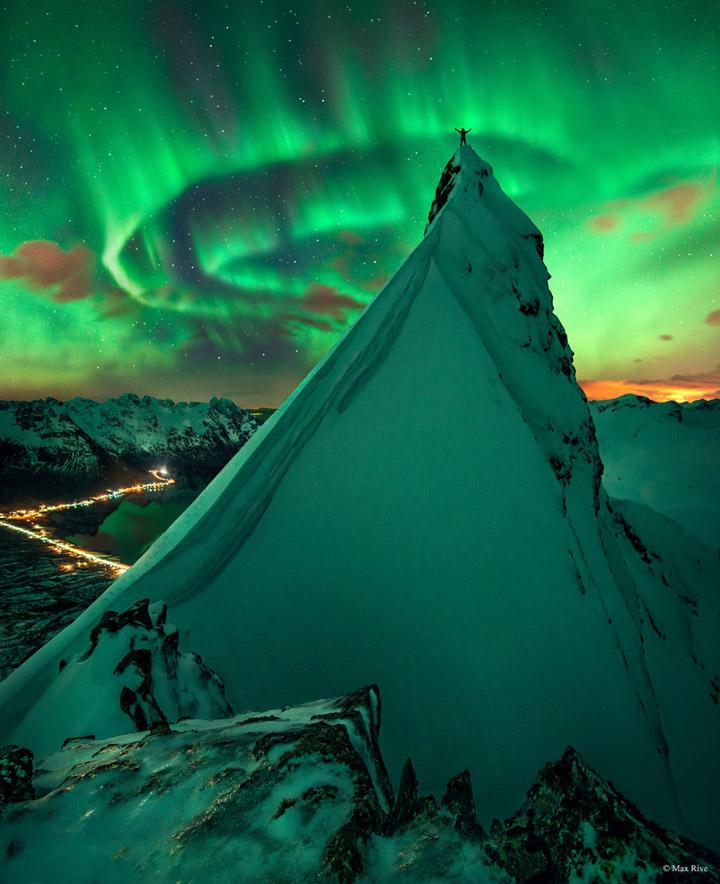 Aurora Photo in Norway