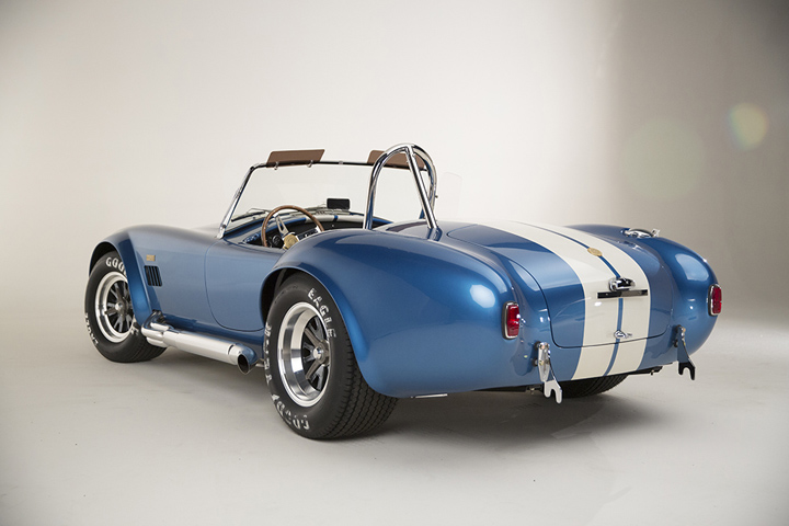 50th Anniversary Shelby Cobra 5