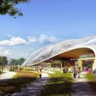 Google Stunning New Headquarters Design