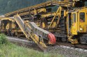 Amazing Railway Track Laying Machine