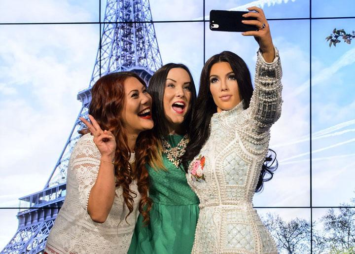 Kim Kardashian Selfie Wax
