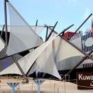 Kuwait Pavilion for Expo 2015: Impressive and Creative