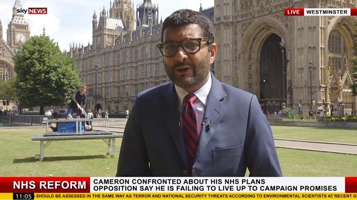 Sky News Magicians