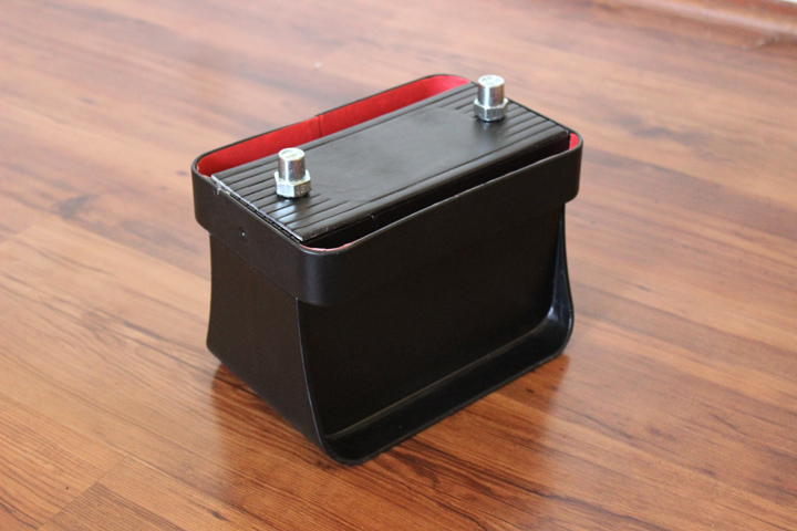 Ohm Smart Car Battery