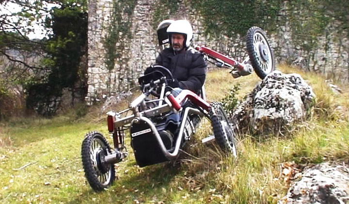 Swincar Spider 4 Wheeler