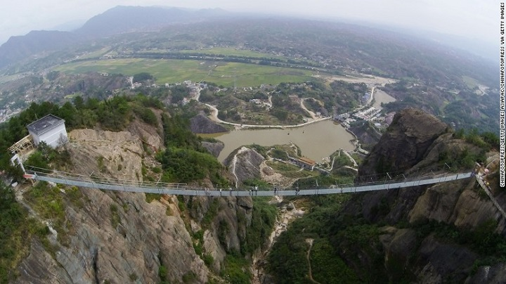 China Glass Bridge 3