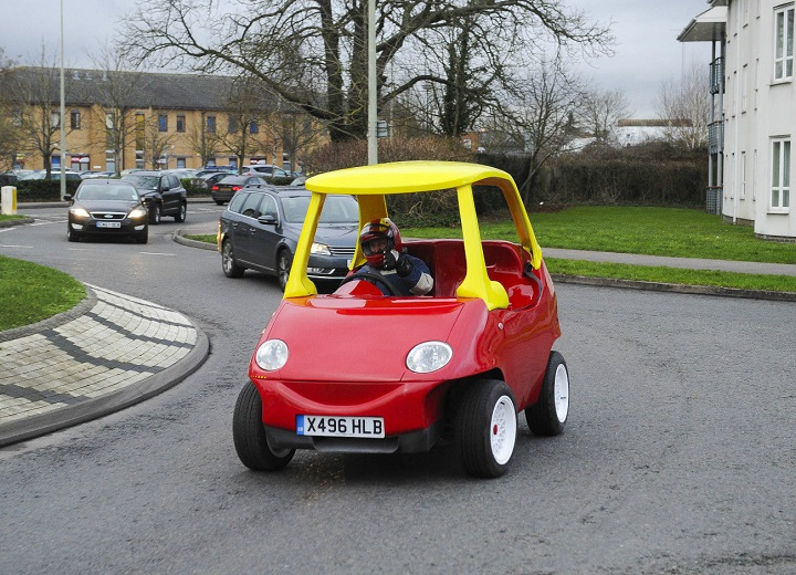 Full Size Little Tikes Cozy Coupe
