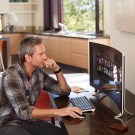 HP Envy 34 Curved All-in-One PC