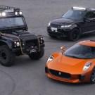 Test Driving James Bond Spectre Cars