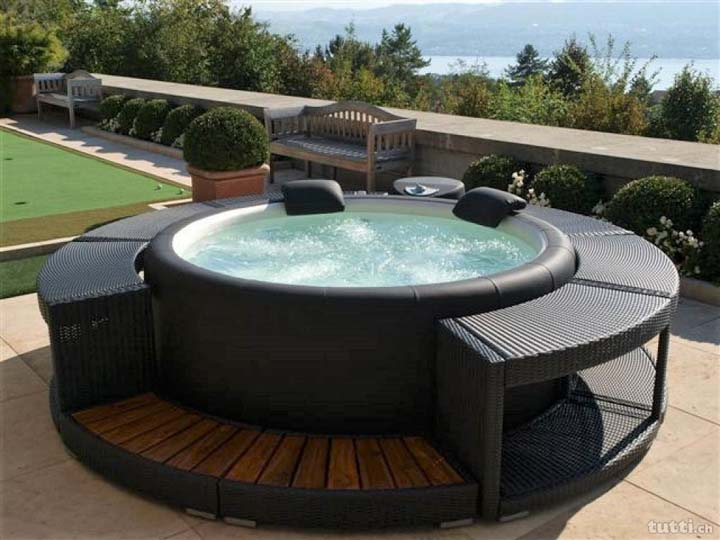 Soft Tub For Sale >> Softub Inflatable Soft Hot Tub Q8 All In One The Blog