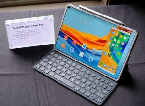 Huawei mate pad pro new not open