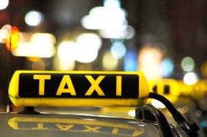 سيارة تاكسي