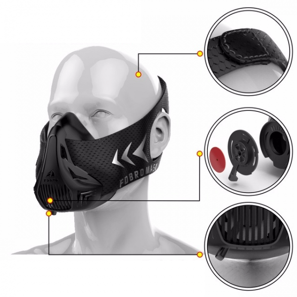 Sport Mask - the mask for the gym