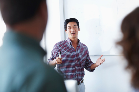 business plan presentation to investors