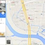 GoogleMapをホームページに貼りつける