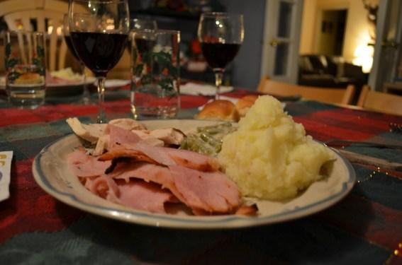 Repas de Noël - Clap 2