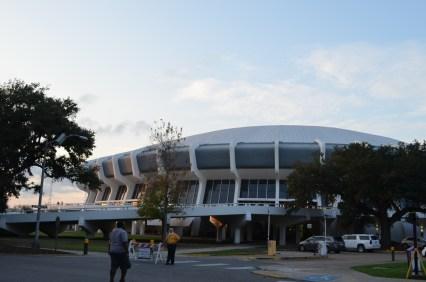 Stade de basketball de LSU