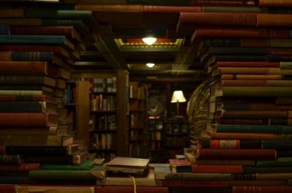 The Last Bookstore et son labyrinthe de livres