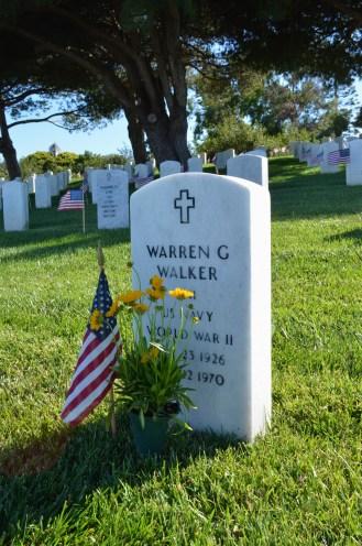 Préparation de Memorial Day
