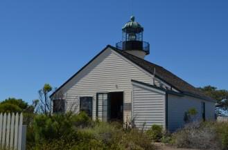 Le vieux phare de Point Loma