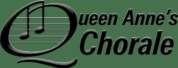 Queen Anne's Chorale Logo