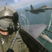 """Q SCOOP - """"Le KRAKEN a été libéré..."""". Des avions militaires remplissent les cieux..."""