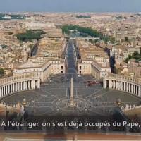 Q INFOS - «À l'Étranger, on s'est occupé du pape» Docteur Steve Pieczenik. Vidéo.