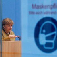 Q SCOOP - Merkel s'en va, l'Allemagne va utiliser le traitement que Trump avait choisi pour son Covid.