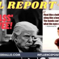"""Q VIDÉOS - MDL Report 38, """"Trump flotte comme un papillon-pique comme l'abeille""""."""
