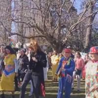 Q SCOOP - Le 21 février à Annecy, Carnaval des libertés.