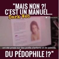 """Q SCOOP - """"Voici le manuel du parfait pédophile sur le DarkWeb…"""""""