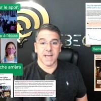 """Q VIDÉOS - Radio Québec : """"Vers le nouveau monde?""""."""