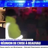 Q SCOOP - Franck Louvrier, maire LR de La Baule pris dans le resto clandestin...